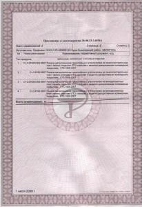 Гигиеническая регистрация (Приложение)